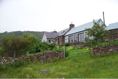 Midwest cottage, Wester Ross